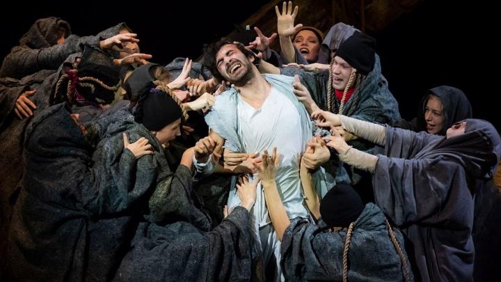 В Екатеринбурге покажут скандальную рок-оперу про Иисуса Христа, которую пытались запретить