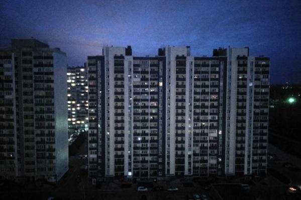 Без света остались несколько многоэтажек