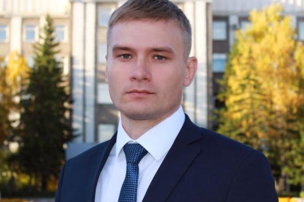 Избранному главе Хакасии Валентину Коновалову всего 31 год