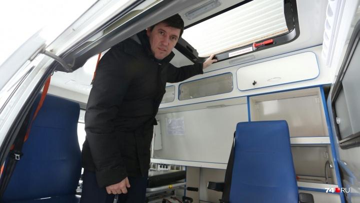 Не стал тянуть резину: директор «Челябмедтранса» уволился после скандала с зимними шинами для скорых
