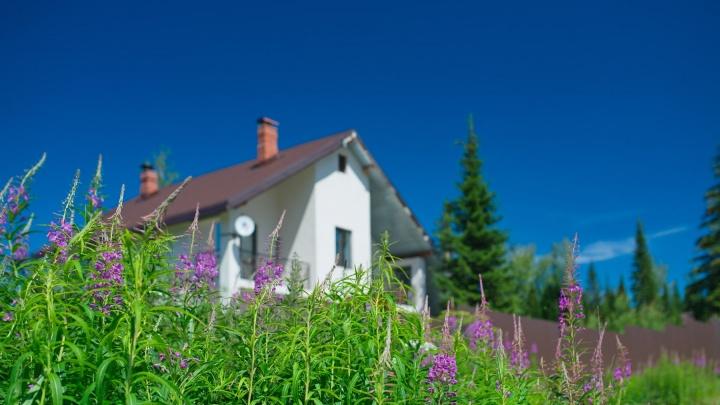 Вид из окна как на картине: 40 фото самых красивых уральских посёлков