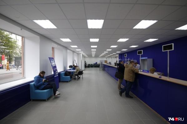 Сейчас сортировочный центр в Челябинске обрабатывает 73 миллиона почтовых отправлений в год