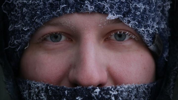 Обжигающий ветер и -30 °С: в среду в школах Челябинска отменили уроки