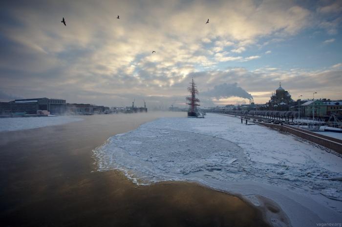 Подросток хотел съездить в Санкт-Петербург