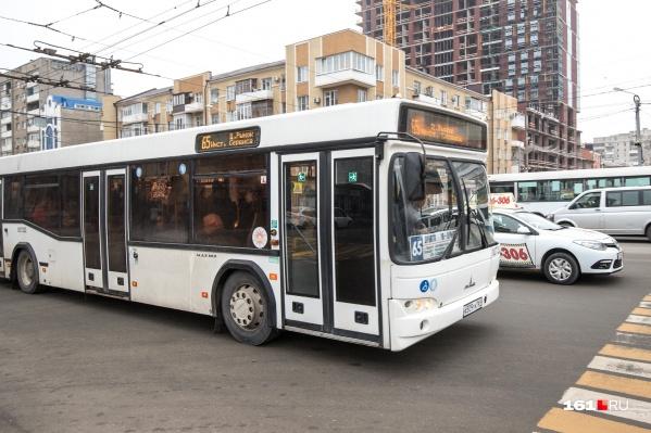 Страна отдыхает с 1 до 8 января, и в это время автобусы будут ездить по другому графику