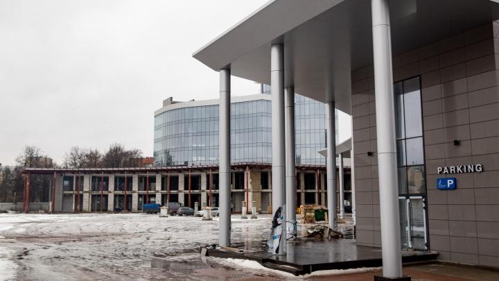 Когда достроят башни-близнецы в Ярославле: назвали новые сроки