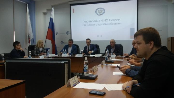 «Доходы падают, а собираемость растёт»: главный волгоградский налоговик собрал пресс-конференцию
