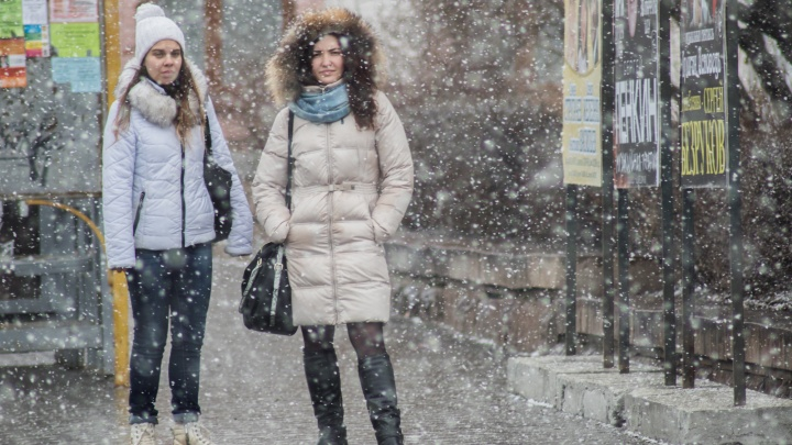 «Усилится ветер, пройдёт снег»: в Челябинскую область придут затяжные холода