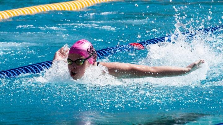 Бронза наша: юная уфимка блеснула на международном турнире по плаванию