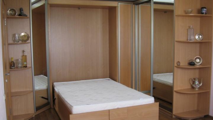 Двойная жизнь: как выбрать шкаф-кровать