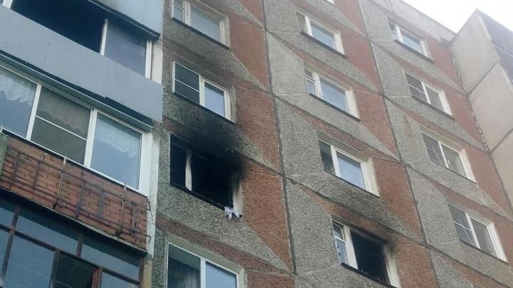 «Людей эвакуировать, пострадавших — в больницу»: подробности крупного пожара в Ярославской области