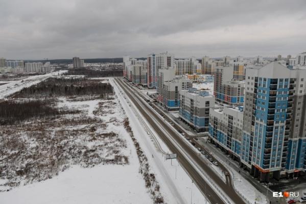 В городе продолжат строительство улицы Краснолесья