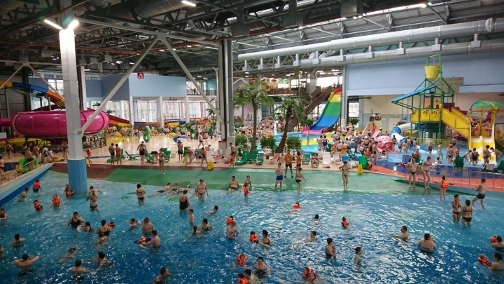 Ярославский аквапарк заплатит семье, пострадавшей от упавшей лестницы