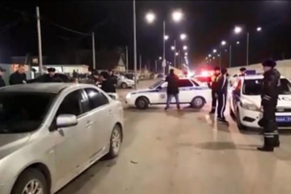 Двоих участников конфликта задержали во Фролово, еще четверых — в Волгограде