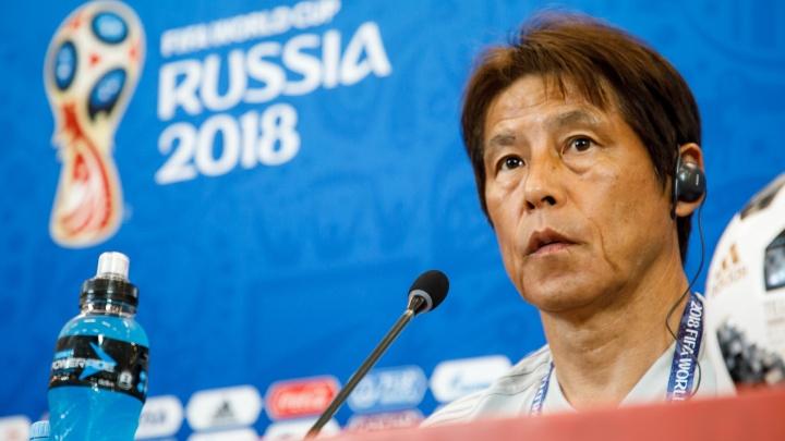 Акира Нисино: «Мы не могли себе позволить пропустить еще один мяч, Польша не стала настаивать»