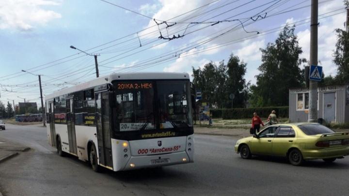 В мэрии объяснили, почему омский перевозчик ушёл с двух популярных маршрутов