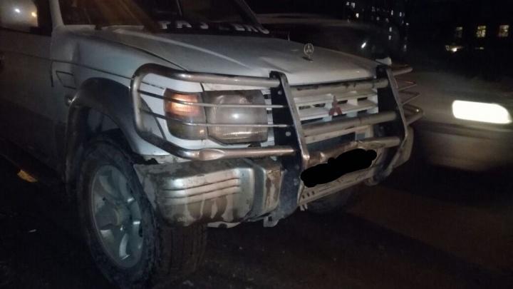 Два пьяных водителя попали в ДТП на Римского-Корсакова и Каменском шоссе
