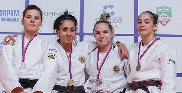 Уральская дзюдоистка завоевала бронзу на чемпионате России в Грозном