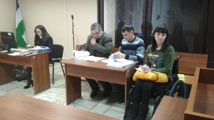 Уфимская больница, сделавшая молодую маму инвалидом, оспорит свою вину через суд