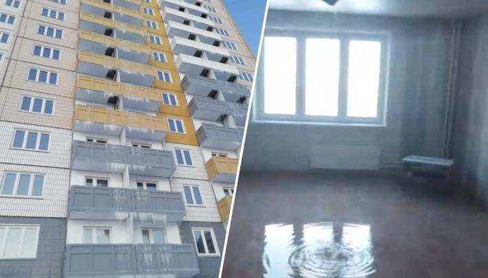 «Там квартиры для сирот»: прокуратура занялась затопленной новостройкой в Солнечном