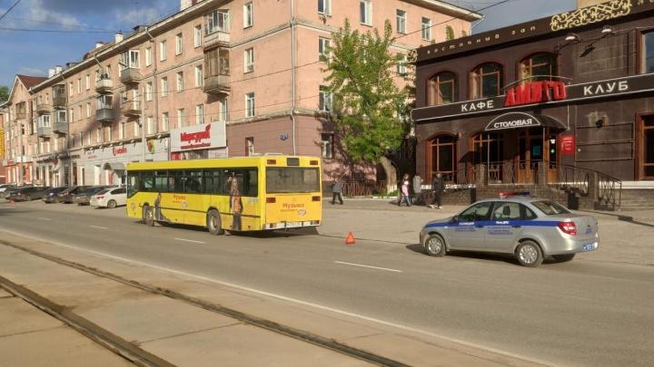 В Перми водителя автобуса лишат прав из-за отказа от освидетельствования на алкоголь