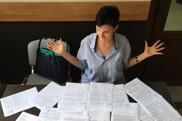 Юлия Федотова работала в Екатеринбурге, а теперь переехала на юг