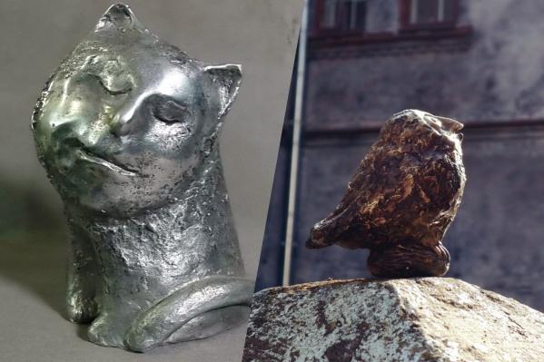 Скульптуры для кампуса Пермского университета