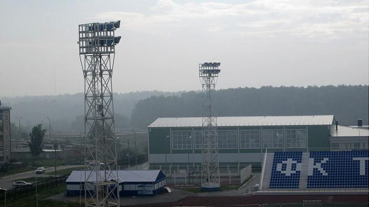 В Тобольск вернулся смог: из-за жары вновь вспыхнул полигон ТБО