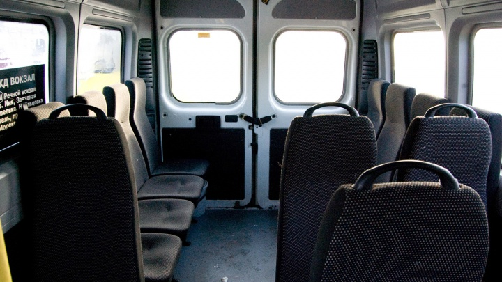 Цена за проезд на маршрутке до Стрижей подскочила на пять рублей