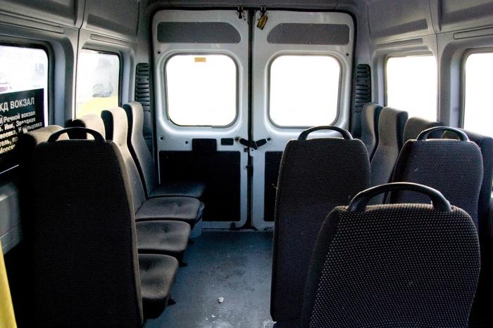 Стоимость проезда в 25-й маршрутке поднялась с 1 сентября