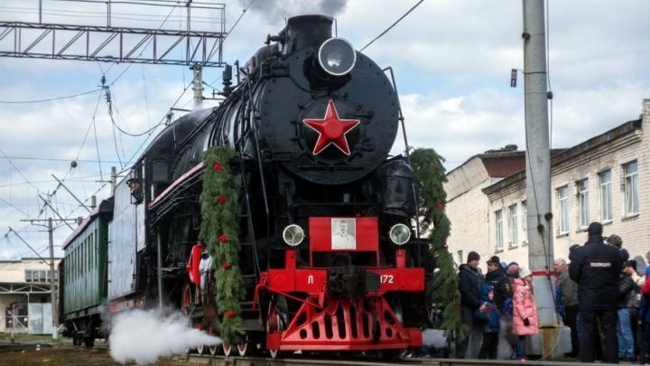 В Прикамье прибудет «Поезд Победы»: рассказываем, где встречать ретросостав