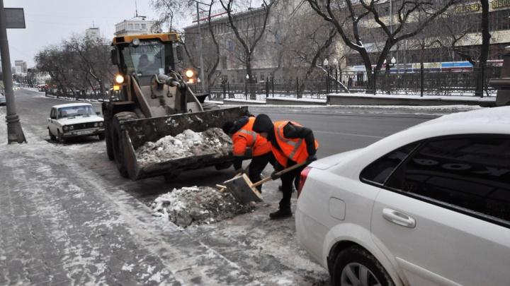 Якоб пообещал чистить дороги от снега в Екатеринбурге круглосуточно