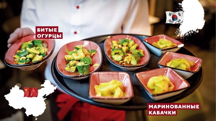 Денис Иванов открыл азиатский ресторан с открытой кухней
