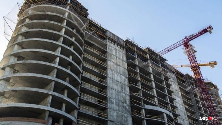Прокуратура насчитала зданий-долгостроев в пять раз больше, чем донские чиновники