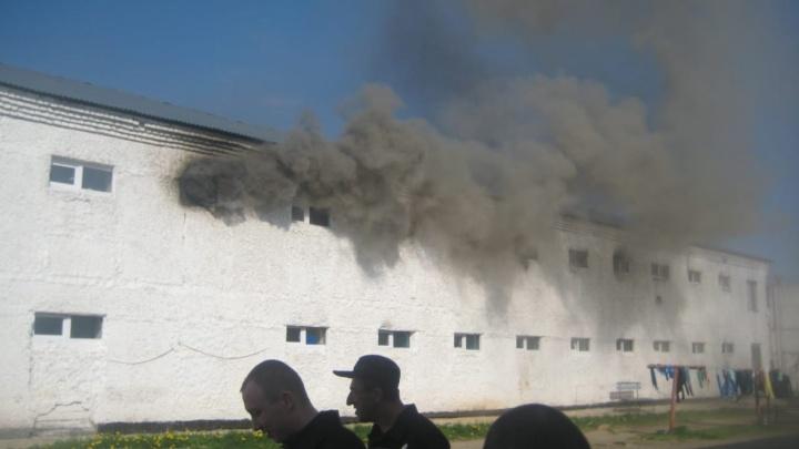 «Не работали огнетушители»: прокуратура проверила колонию под Чусовым, где произошел пожар