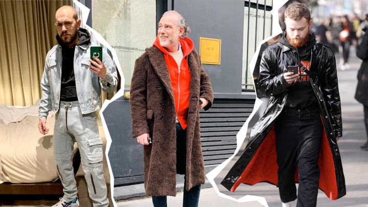 Оно не тонет: семь мужских вещей из 90-х, которые снова в моде