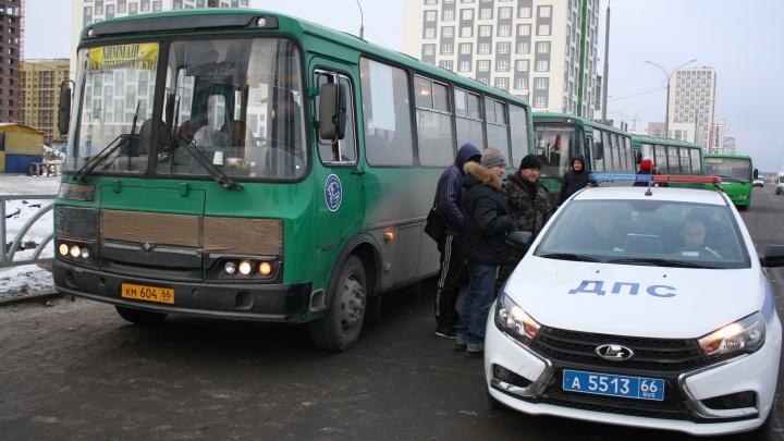 Гоняют на красный, зажимают пассажиров дверями: ловим водителей маршруток, которые плюют на правила