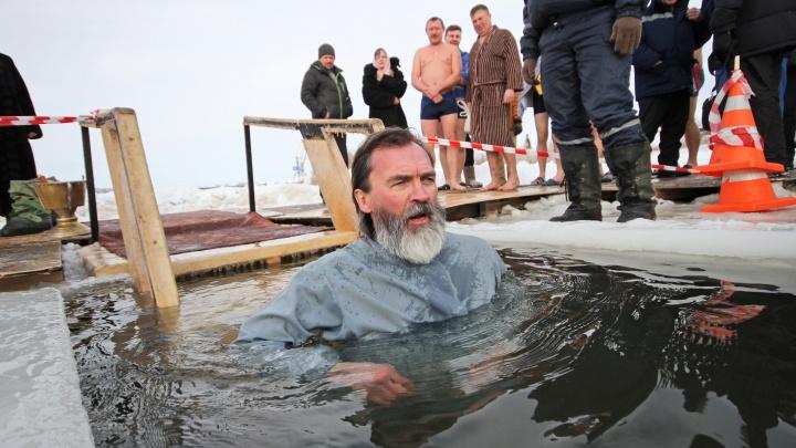 «Святая вода из крана — преувеличение»: 12 секретов правильного Крещения от священника из Башкирии