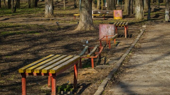 Три семьи ростовчан потеряли в парке детей