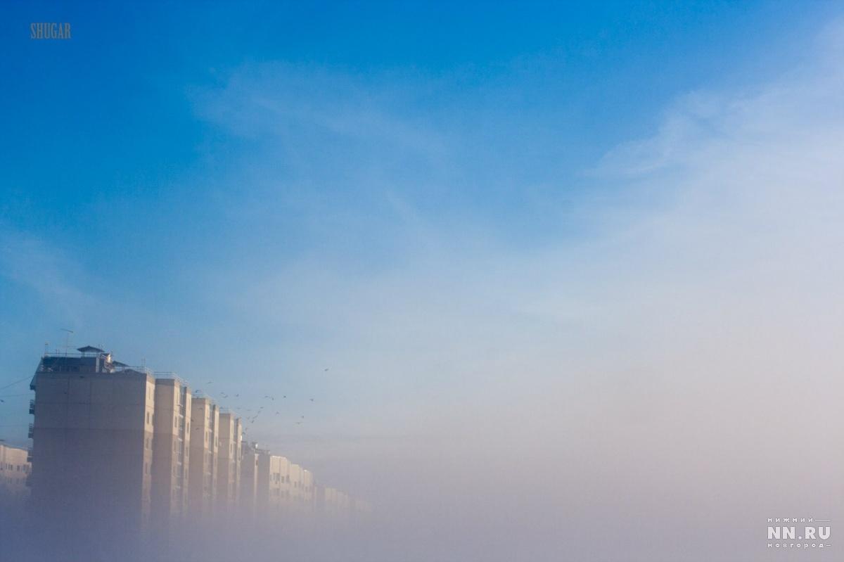 ВНижегородской области прогнозируется происхождение оползней из-за дождей
