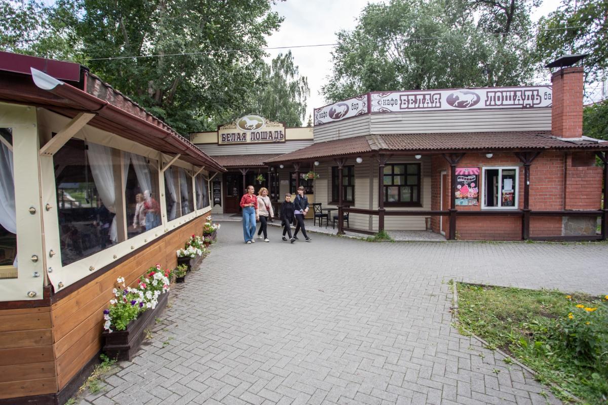 «Белая лошадь» — один из старожилов ресторанного рынка Челябинска