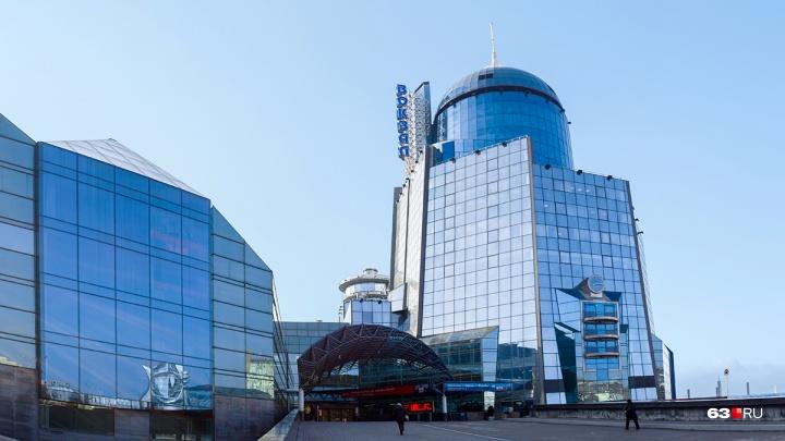 Самарский железнодорожный вокзал вошел в лидеры антирейтинга самых уродливых зданий России