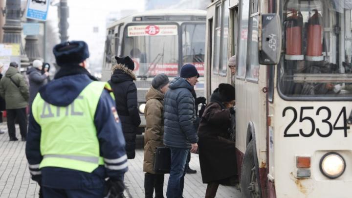 Вопрос о введении выделенных полос для челябинского транспорта отложили до конца года