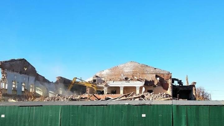 «Мира» не будет: на месте бывшего ДК на проспекте Кирова сделают торговый центр