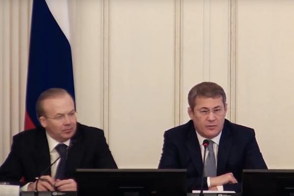 Эффективность расходования бюджетных средств на обустройство контейнерных площадок обсудили на совещании в правительстве Башкирии