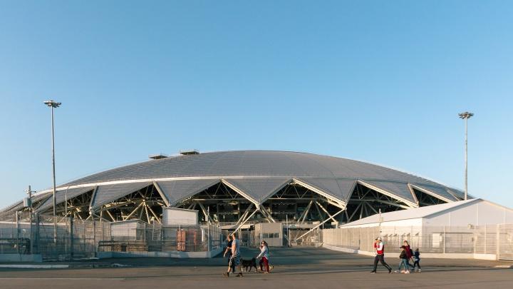 Не футболом единым: новый ледовый дворец планируют разместить у «Самара Арены»
