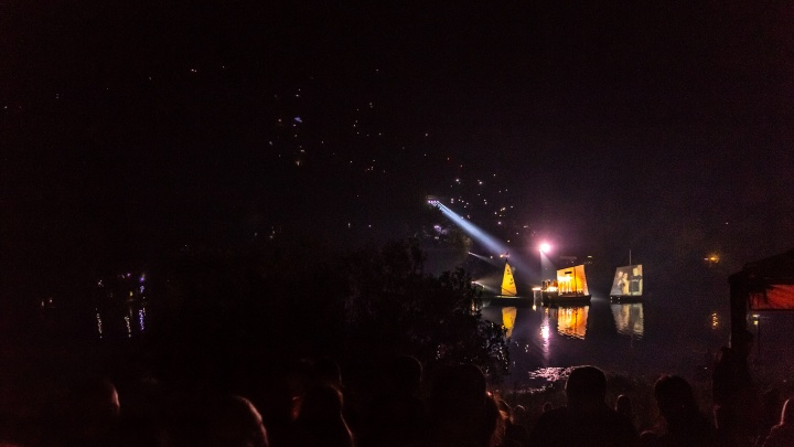 Звезды на небе и сотни палаток: в Самарской области завершился Грушинский фестиваль