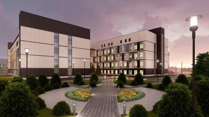 Частный инвестор построит в Новосибирске семь поликлиник — там есть где посидеть и дождаться врача