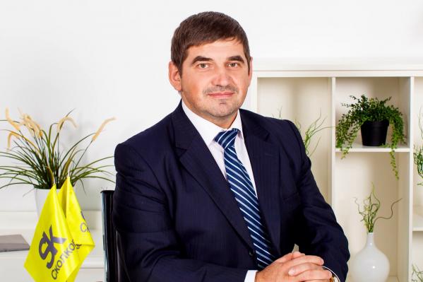 Левинский возглавлял УКС почти два года вплоть до нынешнего лета