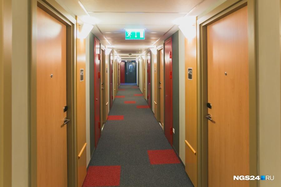 Вкрае заметно выросло число гостиниц нафоне падения турпотока